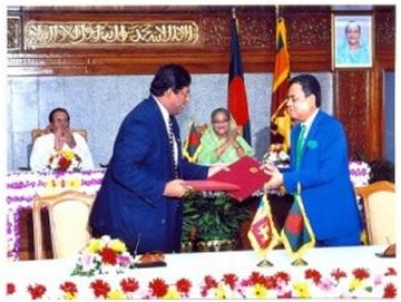 MoU Signing Ceremony between SLITA & CBIFT